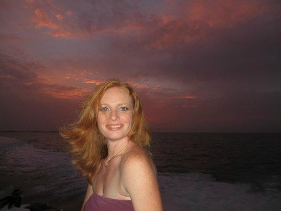 Cayman Luxury Charters Ltd.: sunset