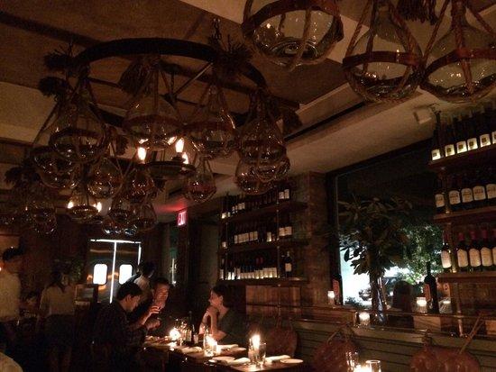 Felice 83 : Interno ristorante