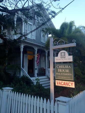 Chelsea House Hotel in Key West: Main building