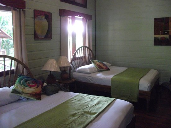 Pachira Lodge: Bedroom