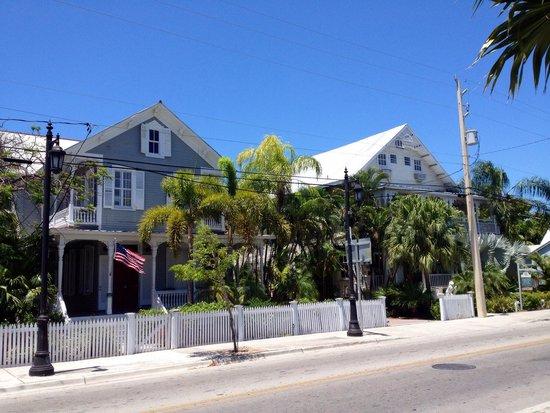 Chelsea House Hotel in Key West : Chelsea House