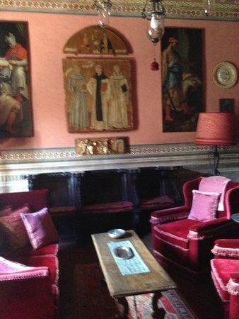 Castelletto di Montebenichi : Sitting Room