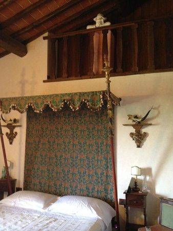 Castelletto di Montebenichi : Bed