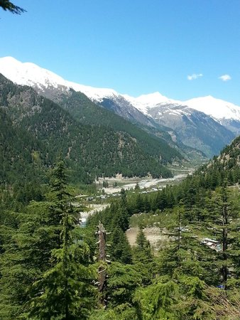 Banjara Camp &  Retreat - Sangla Valley Camp: Sangla valley