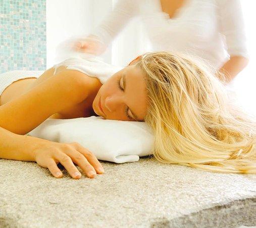Hotel Mirabeau: Massage