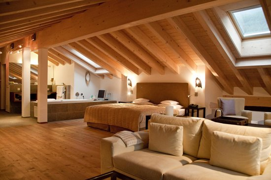 Hotel Mirabeau: Alpine Suite
