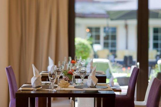 Hotel Mirabeau: Restaurant