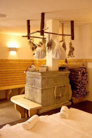 Hotel Mirabeau: Spa