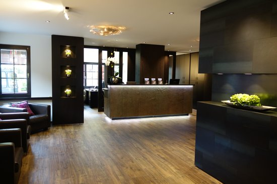 Hotel Mirabeau : Lobby