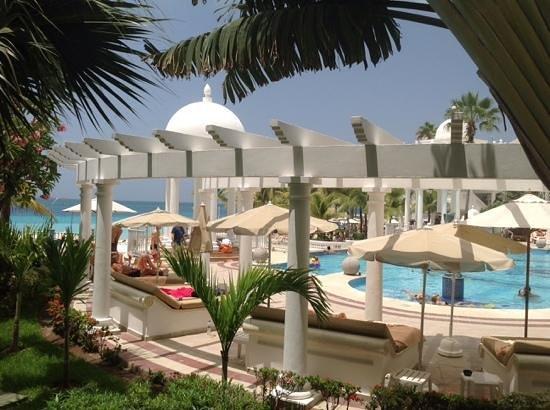 Hotel Riu Palace Las Americas: picina