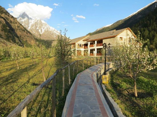 Banjara Camp &  Retreat - Sangla Valley Camp: The retreat rooms