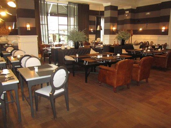 Hotel Granvia: Dining room