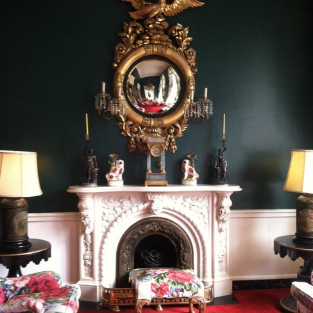 The Greenbrier: Victorian Writing Room