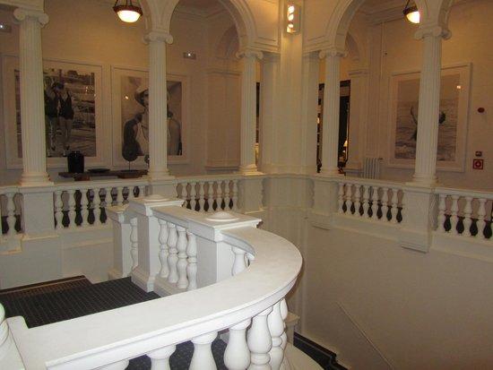 Hotel Granvia: Hall