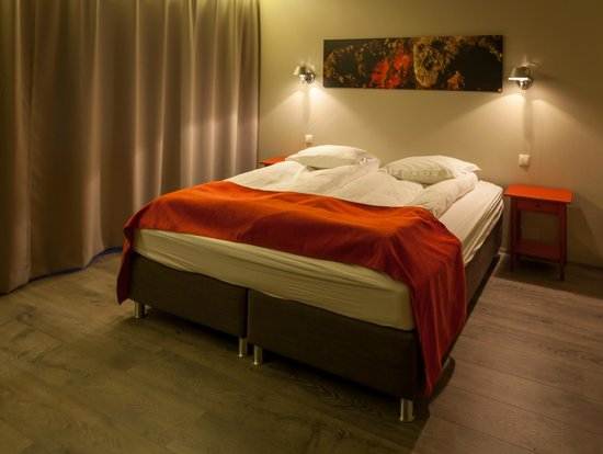 Hotel Vestmannaeyjar: Rooms in the new building