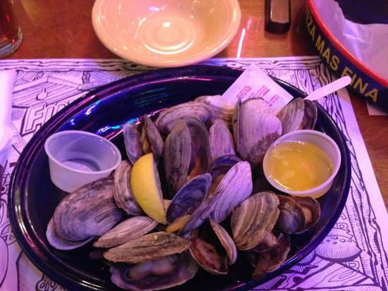 Geddys: Mussels