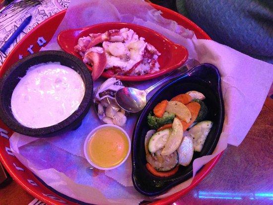 Geddys : Lobster - Chowder