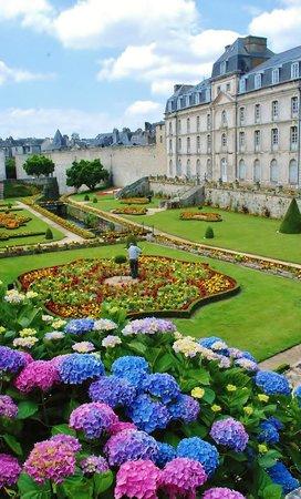 Jardin des Remparts : jardins
