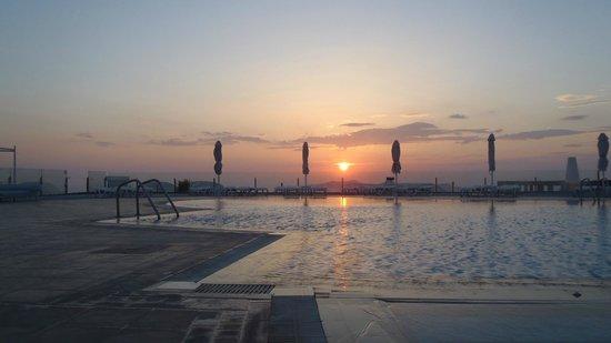 Orizontes Hotel & Villas : terrace pool