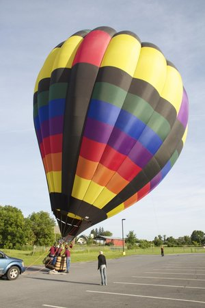 Queensbury, NY: The Balloon