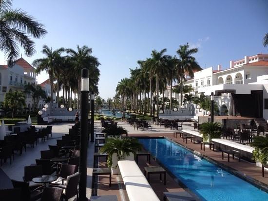 Hotel Riu Palace Mexico : parque