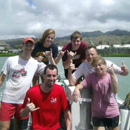 Reef Pirates Diving: Fun family dive with Reef Pirates