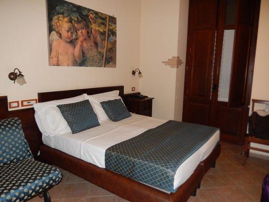 Hotel Il Convento: 3rd floor room