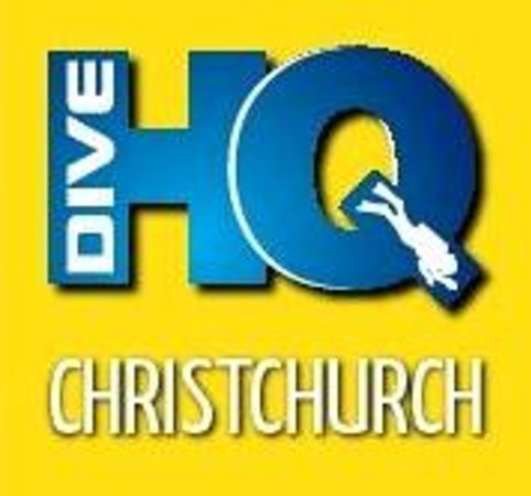 ‪Dive HQ Christchurch‬