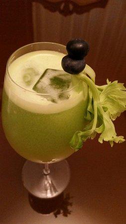 Ruchi Restaurant: Health drink