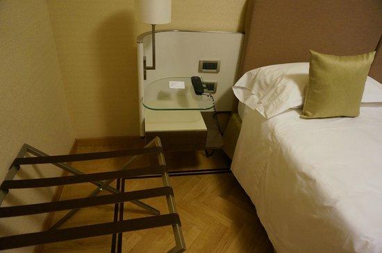 Hotel Palazzo Esedra: Спальня