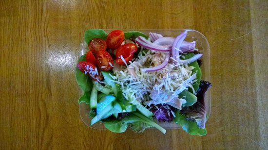 The Local Bean: Local Chicken Salad