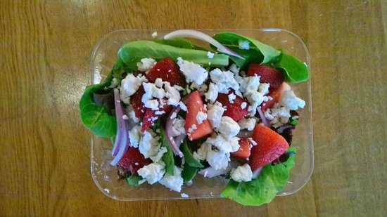 The Local Bean: The Stewart Salad