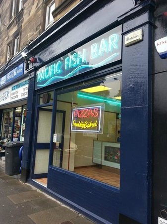 The Pacific Fish Bar