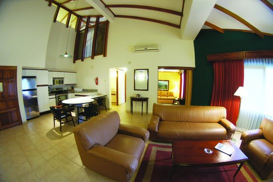 Apartotel & Suites Villas del Rio : Penthouse A