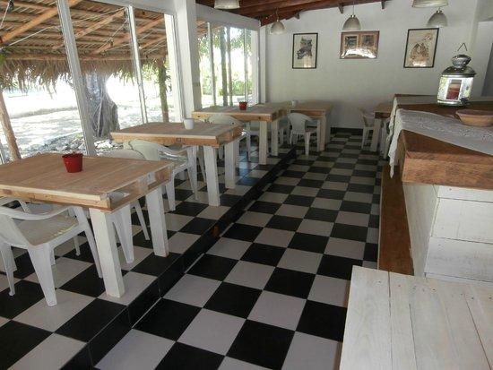 Mammamia Pizzeria y Cocina: interior 2