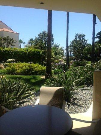 Hyatt Regency Huntington Beach Resort & Spa : View from our suite