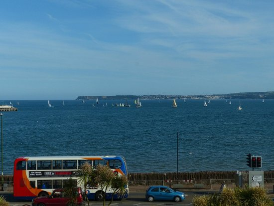 Premier Inn Torquay Hotel: View from Room 127