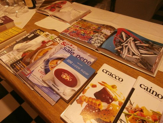 Mammamia Pizzeria y Cocina: food and culture
