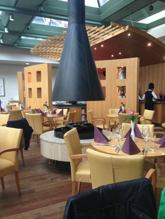 Radisson Blu Saga Hotel: общий ужин