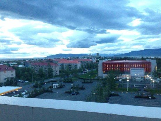 Radisson Blu Saga Hotel, Reykjavik: вид