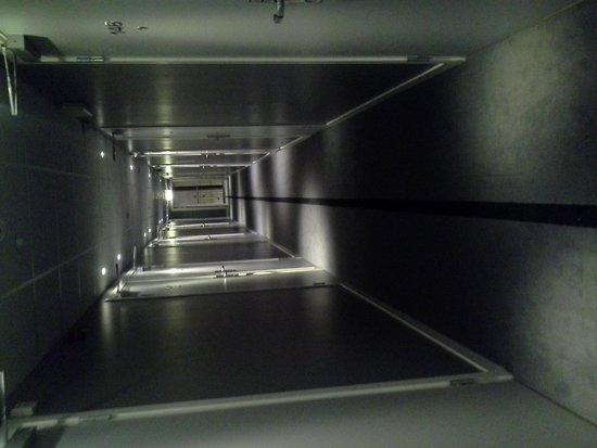 Connect Hotel Skavsta: corridoio