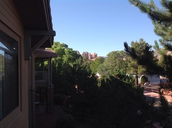 Wyndham Sedona : Just beautiful......from our balcony.