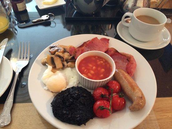 The Leeway: Beautiful Breakfast