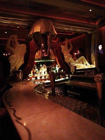 Yab Yum Unlocked: The bar