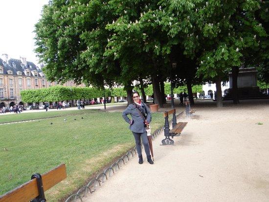 Place des Vosges: Place des Voges