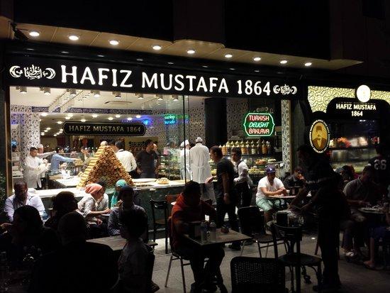 Hafiz Mustafa 1864