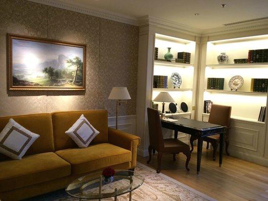 The Ritz-Carlton, Tianjin: Study