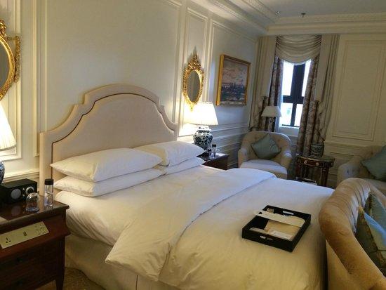 The Ritz-Carlton, Tianjin: Bedroom