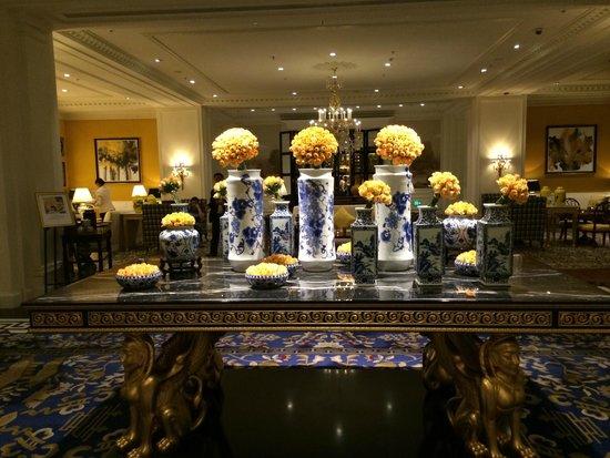 The Ritz-Carlton, Tianjin: Lounge area