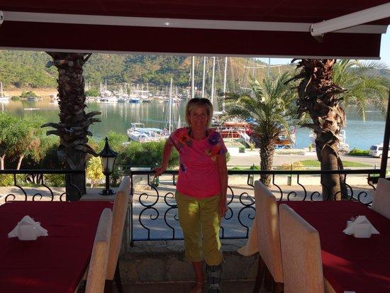 Villa Daffodil: Restaurant Area